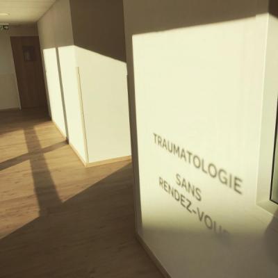 De l'excellence pour la traumatologie: TraumaParc ouvre ses portes.