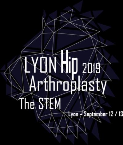 Congrès Lyon Hip Arthroplasty 2019 par Dr Ferreira, Pr Lustig, Dr Prudhon et Pr Fessy.